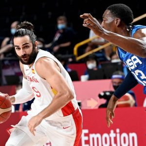 USA – Spain leaves no room for doubt in Tokyo 2020