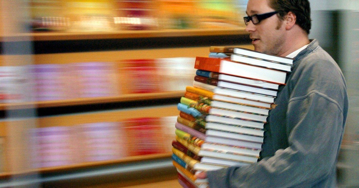 Do you accumulate books and do not read them?  There is a word for that