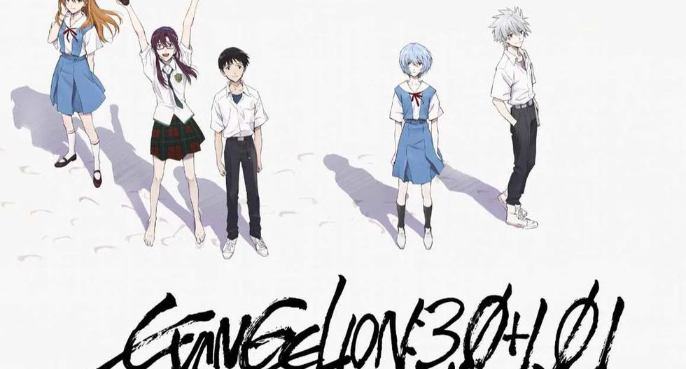 """""""Evangelion: 3.0 + 1.01 Thrice Upon a Time"""": time, release date, and everything you need to know about the movie 