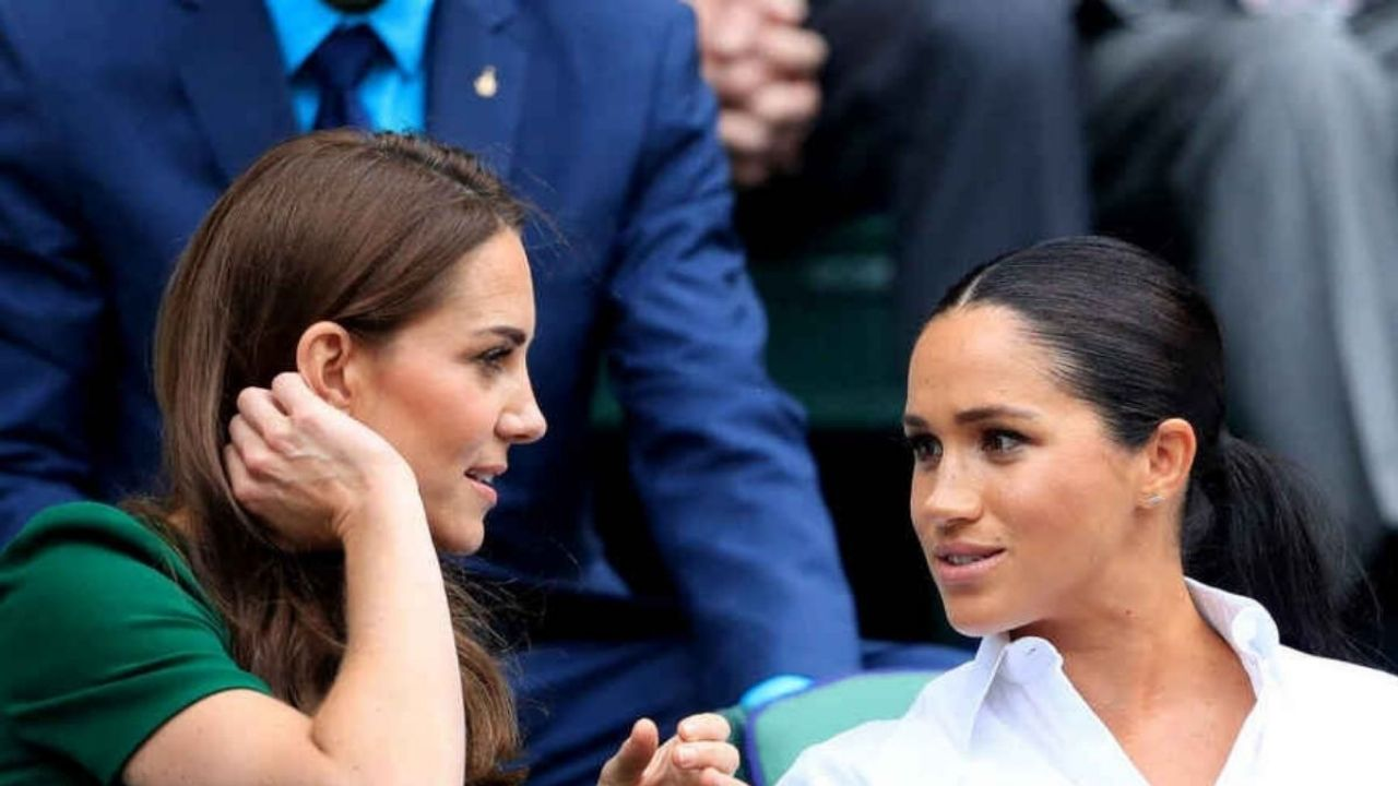 Netflix has achieved what the Queen couldn't: Meghan Markle and Kate Middleton will collaborate on a project for the production company