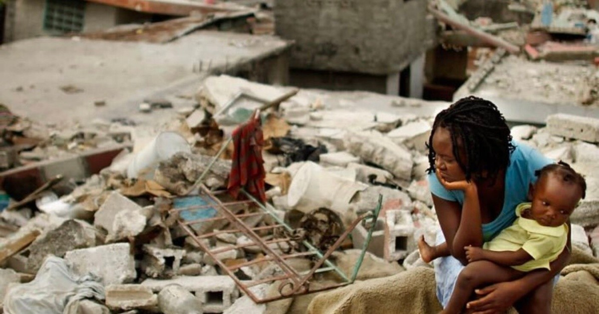Haiti: More than 270 dead and several injured in 7.2 . earthquake