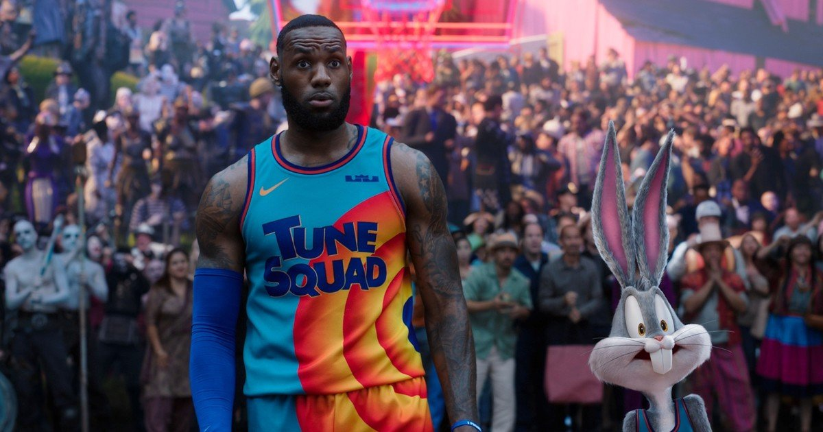 Just over a month after its cinema premiere, new Space Jam arrives on HBO Max