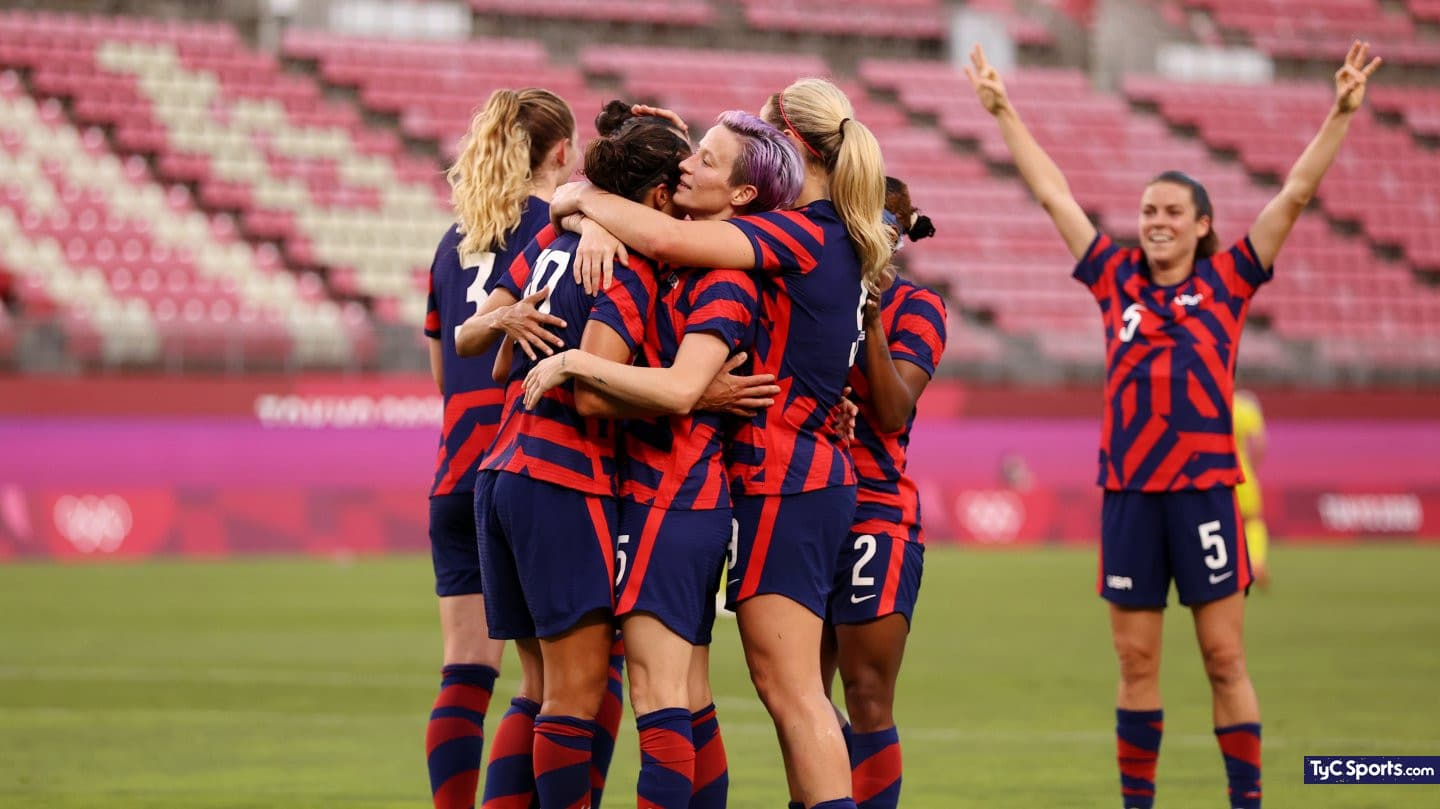 Historic: They created a new women's soccer tournament