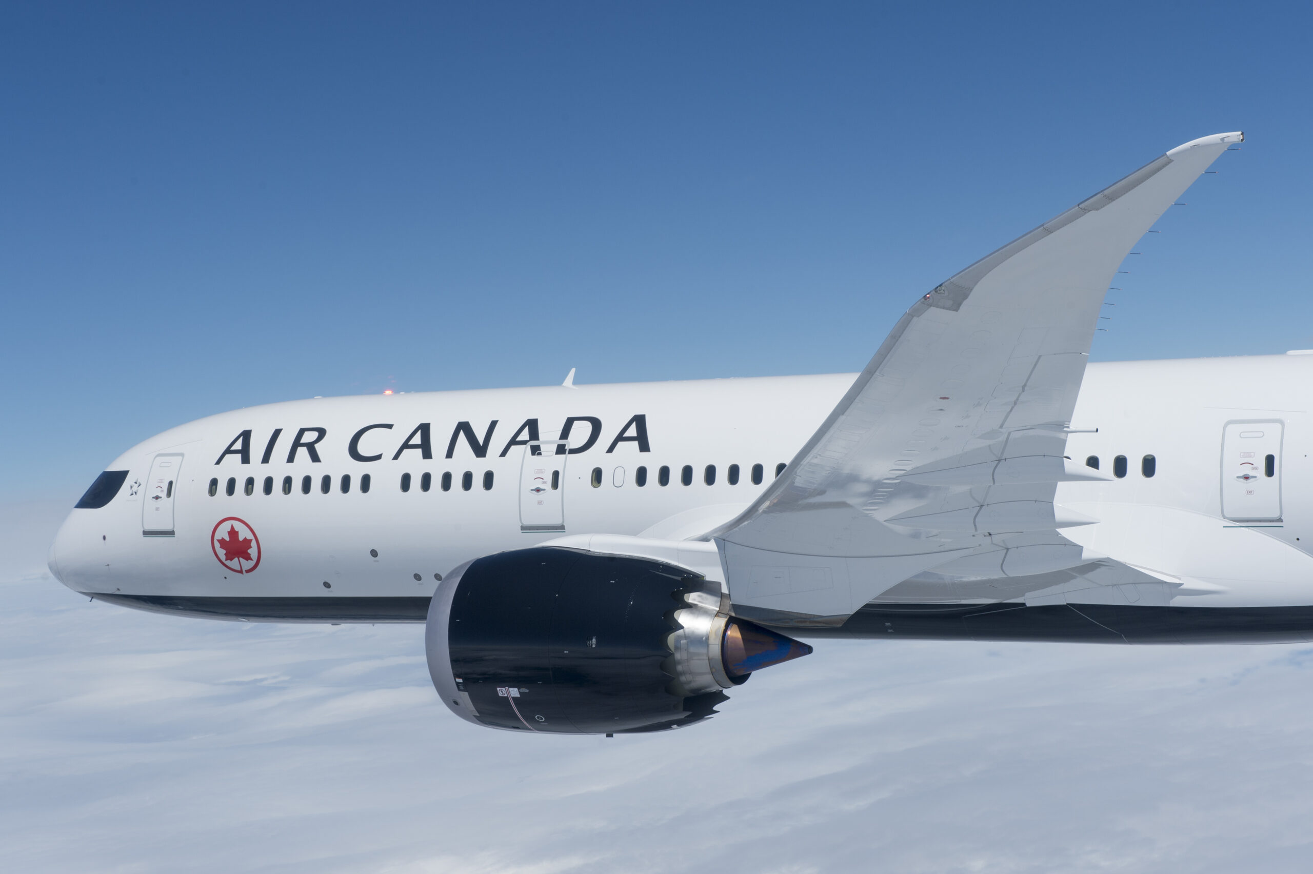 Air Canada will again fly to Chile and Brazil and increase its flights in Colombia