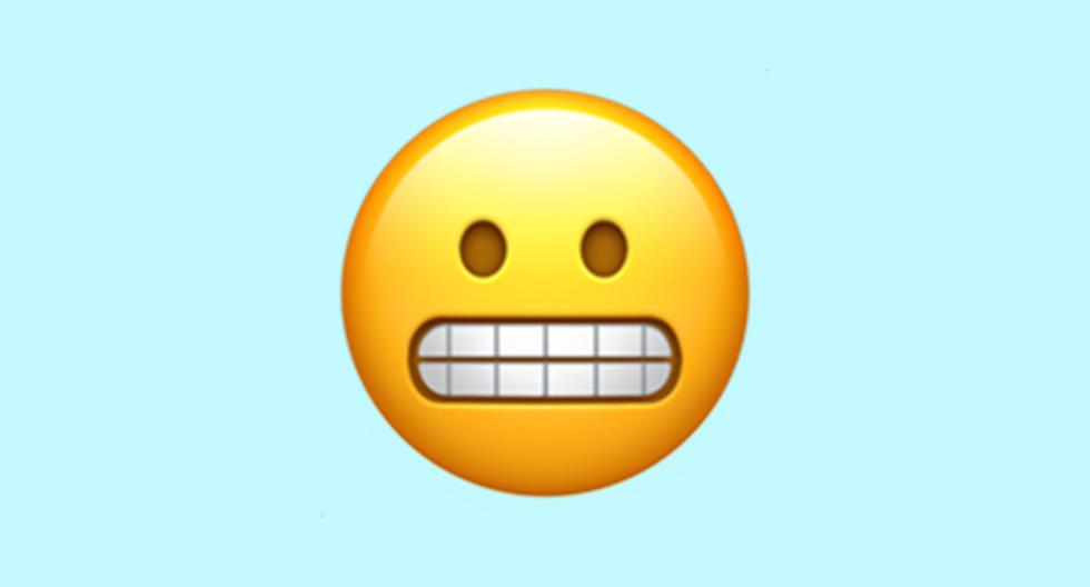 WhatsApp |  Does that mean smiling face with clenched teeth |  frown |  Meaning |  Applications |  Applications |  Smartphone |  Mobile phones |  viral |  trick |  Tutorial |  United States |  Spain |  Mexico |  NNDA |  NNNI |  SPORTS-PLAY