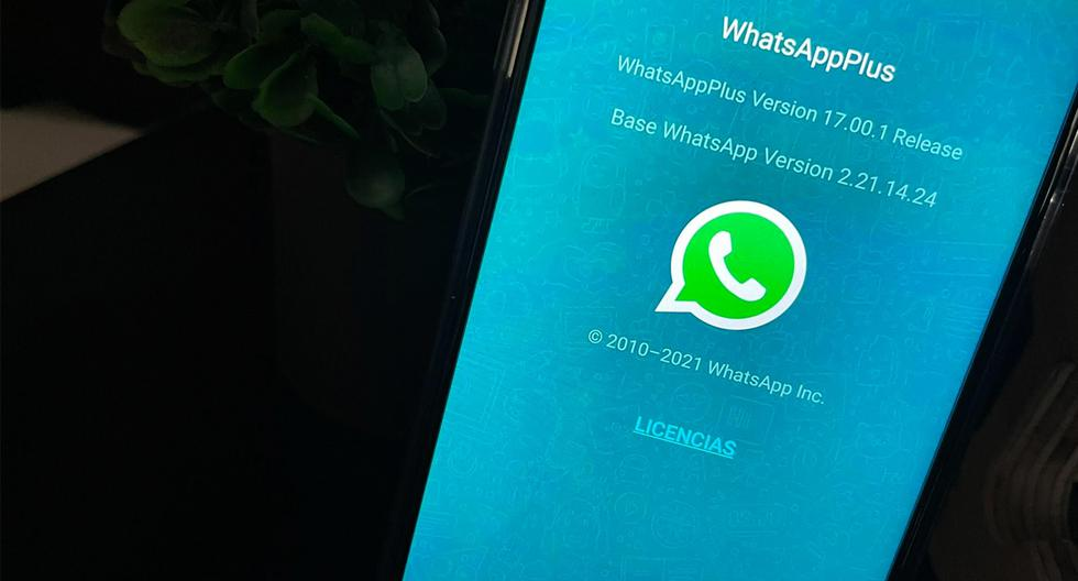 WhatsApp Plus 2021 |  How to upgrade from version 16.00 to 17.00 |  Applications |  Applications |  Smartphone |  Mobile phones |  trick |  Tutorial |  viral |  United States |  Spain |  Mexico |  NNDA |  NNNI |  data