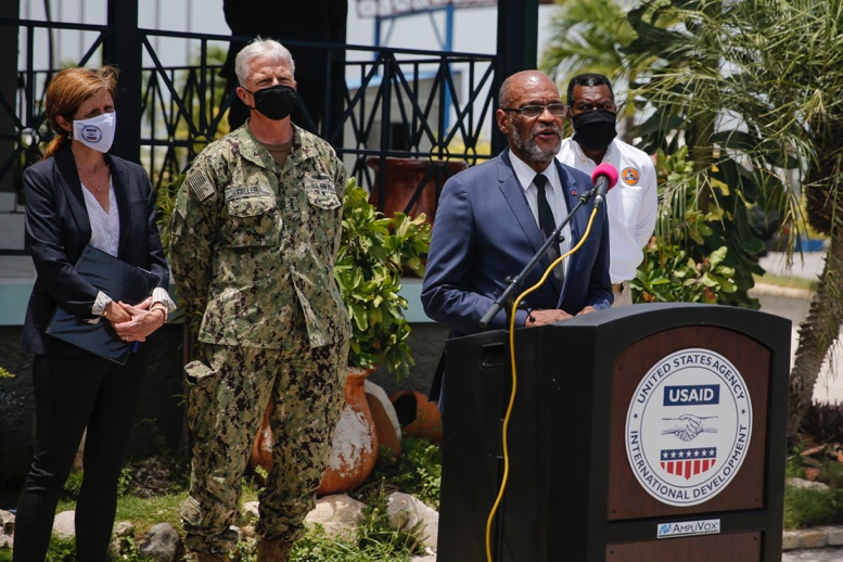 US promises more aid to earthquake victims in Haiti