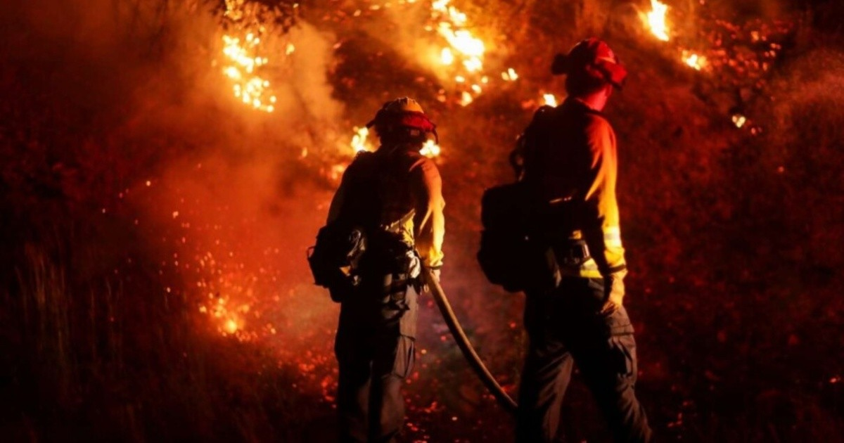 Forest fires in Argentina and the world: What do they have to do with climate change