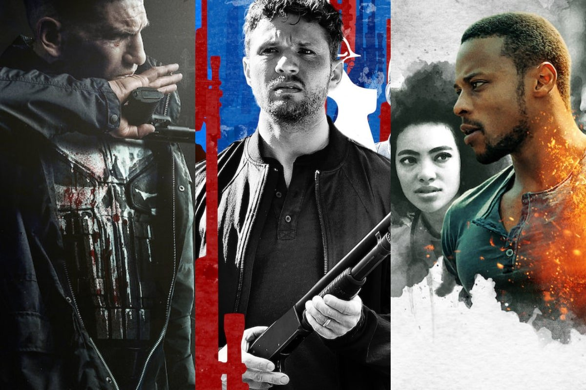 3 Series of Heroes Are Now Playing to Watch on Netflix