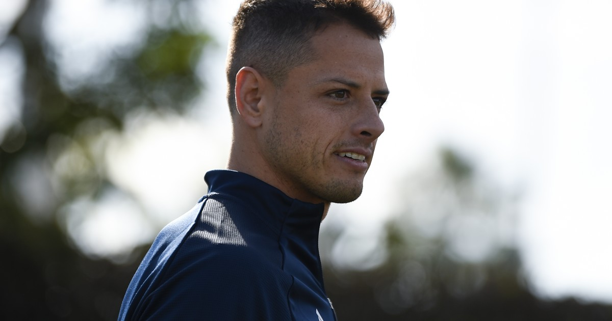 3 messages Chicharito is encouraged to come back with