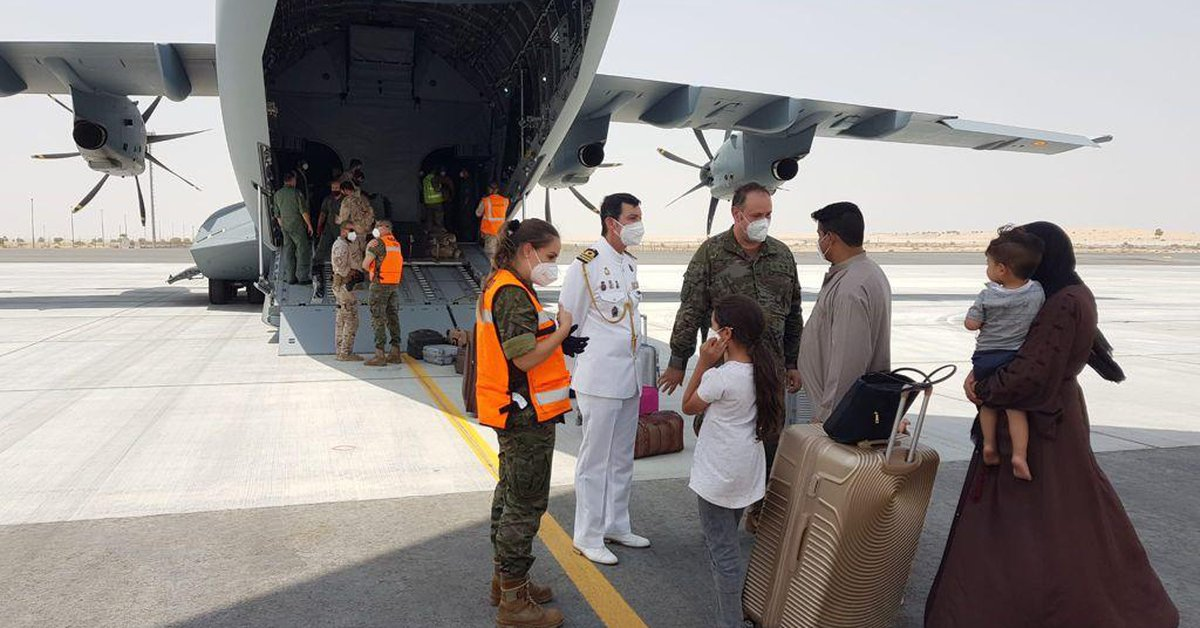 Afghans arriving in Colombia will remain in Bogota, Barranquilla and Bolivar: Duque