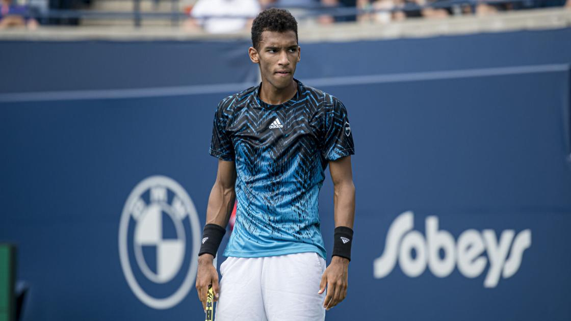 Auger Aliassime falls in his first match in Toronto |  Sports