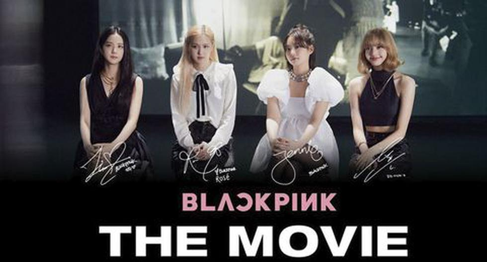 ✍ BLACKPINK The Movie: When opened, the characters and countries where the movie can be watched    When the movie BLACKPINK   . is released  Where to see BLACKPINK       mx    Cl    company    trends