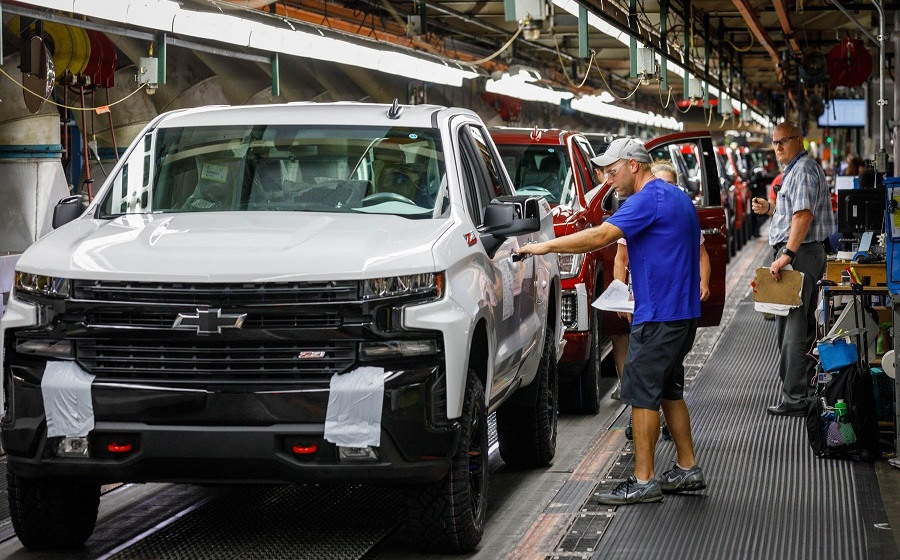 General Motors, Ford and Honda cut production due to supply problems