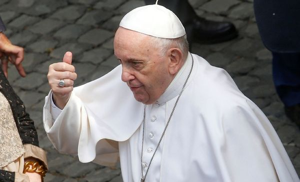 In Italy, they are speculating about the possibility of Pope Francis' resignation