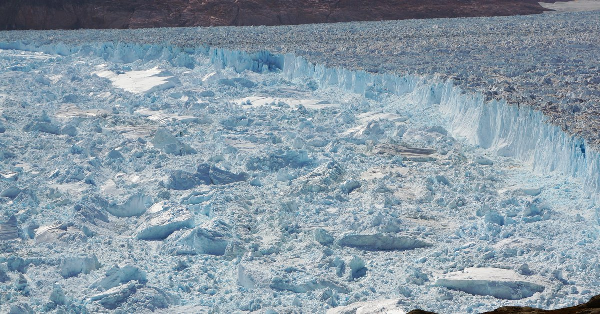 It rained in Greenland for the first time in 70 years: why is this a so troubling fact