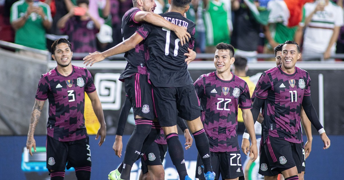 Mexico will face Ecuador in a friendly match in the United States