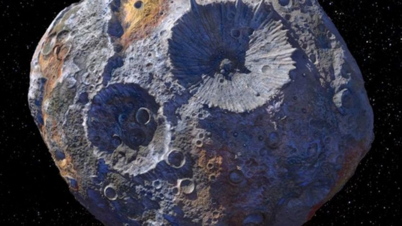 NASA will study the asteroid that is worth more than the global economy of our planet