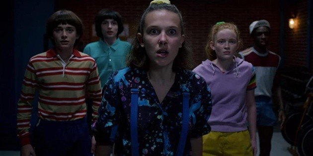 Netflix    Stranger Things is delayed due to a fire on the recording set    spoiler
