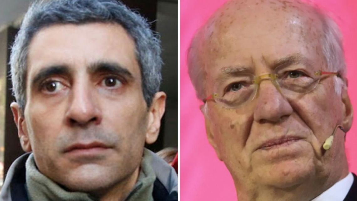 Quadernos' reason: they prosecuted Roberto Barata and expelled the businessmen from Techint