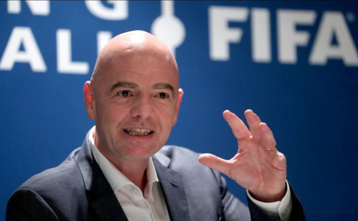 Qualifiers: New statement and urgent request from Gianni Infantino to Boris Johnson