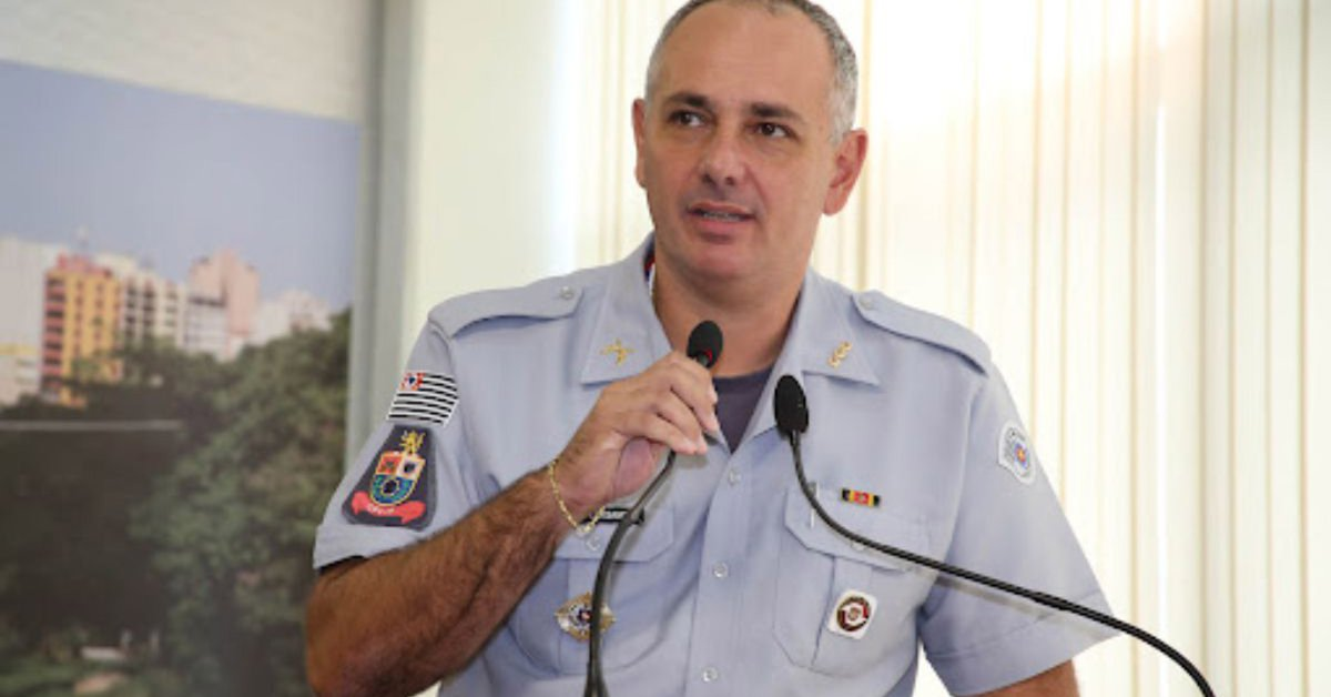 San Pablo's governor fired the military police chief for his public support of Jair Bolsonaro