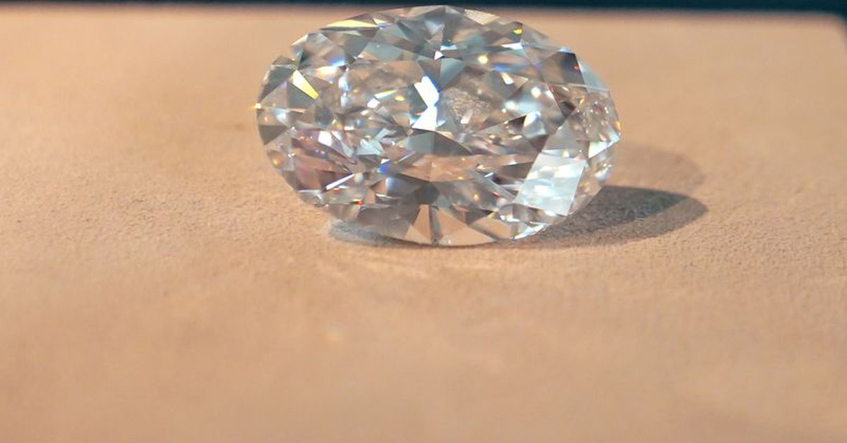 Scientists make a crystal that is stronger and harder than diamond itself