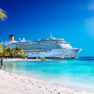 Six people have tested positive for COVID-19 on a cruise ship in the Bahamas
