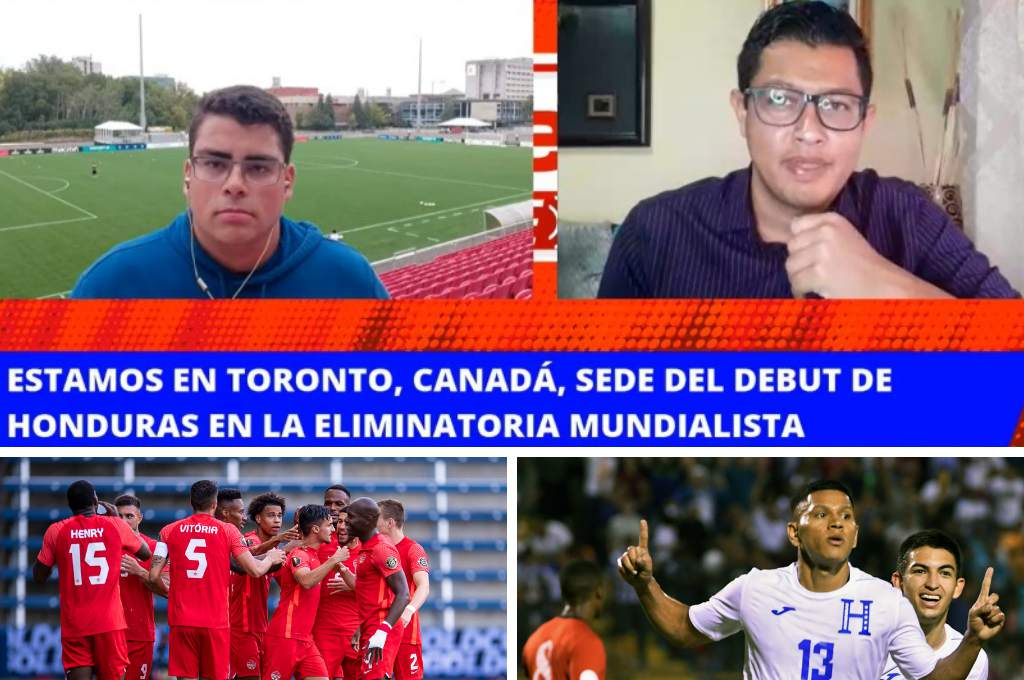 The Canadian announcement will announce Friday the start of the confrontation against Honduras – Diez