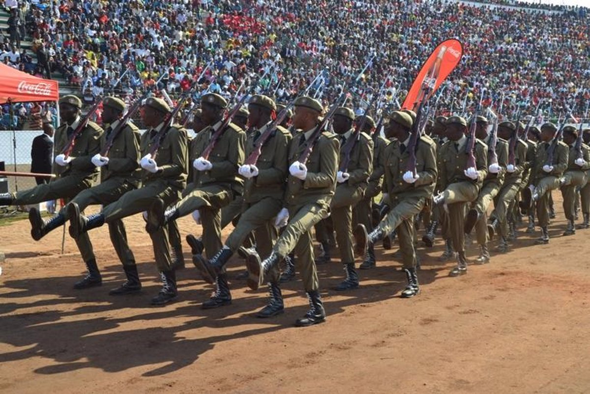 The United States will train 100 Mozambican soldiers to strengthen the fight against jihadism