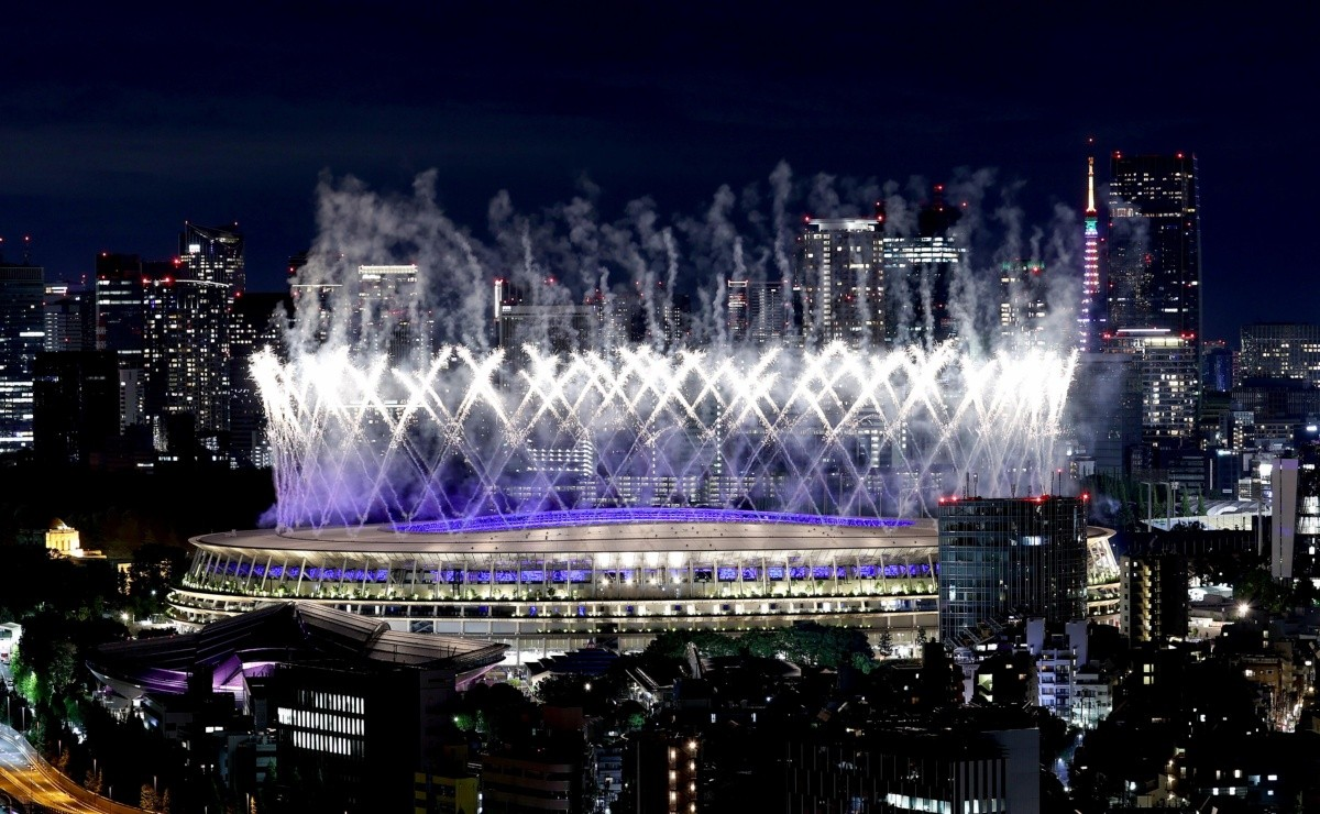 The amazing closing show for Tokyo 2020 Games