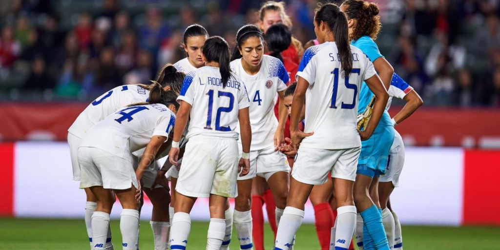The women's soccer team knows the World Cup and its Olympic way • University Weekly