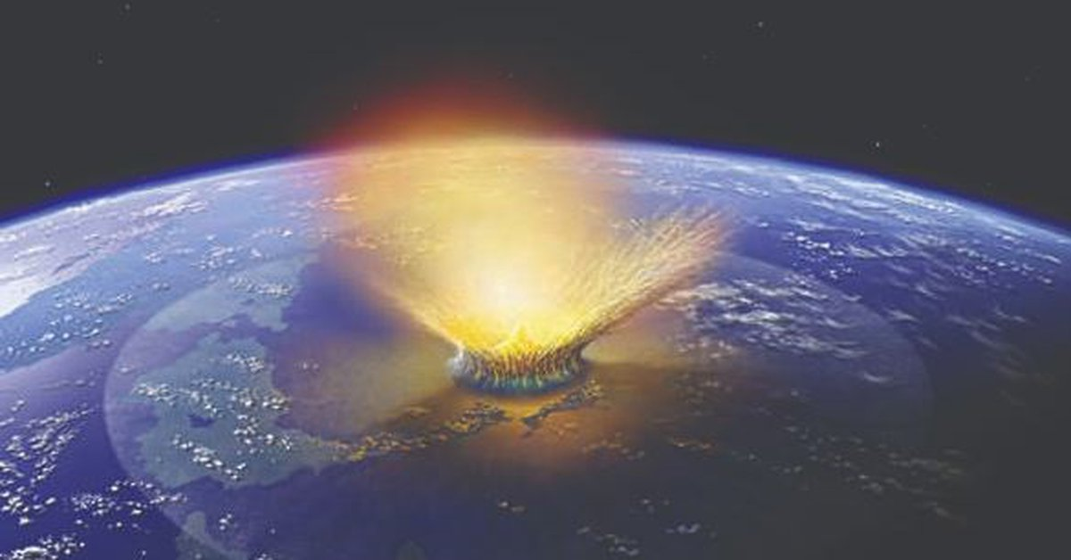 They present a new theory about the source of the asteroid that killed the dinosaurs