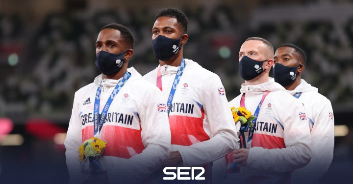 Tokyo's first doping scandal: Olympic runner-up for men's 4×100 race suspended |  Sports