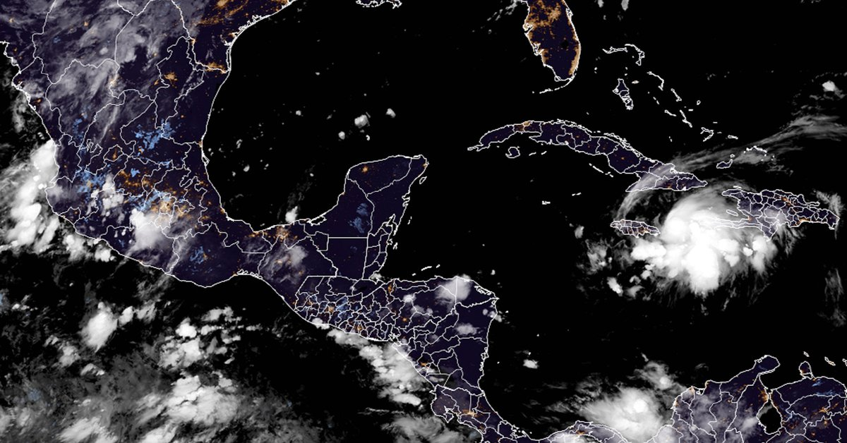 Tropical Storm Grace changed course: they predicted it would make landfall on the Yucatan Peninsula