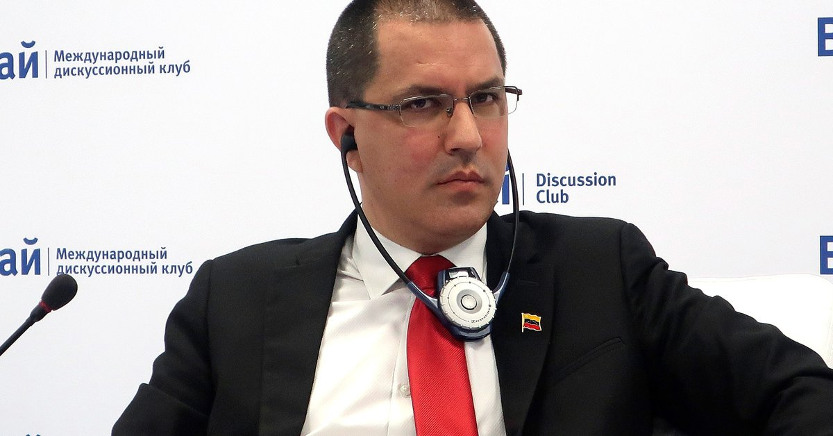"""Venezuela will strengthen relations with the UK """"with respect for sovereignty"""""""