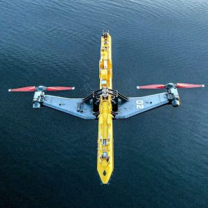 Video: UK activates world's most powerful tidal turbine