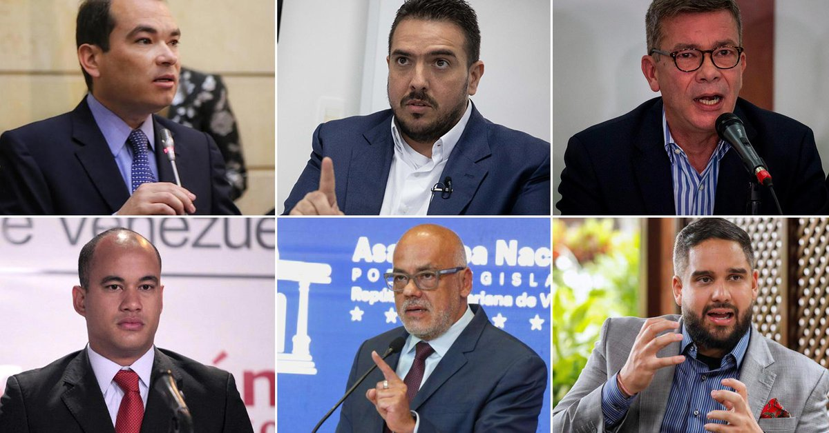 Who will represent the Venezuelan opposition and who will represent the Nicolas Maduro regime at the dialogue table in Mexico