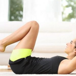 Workouts at home: a simple routine for beginners