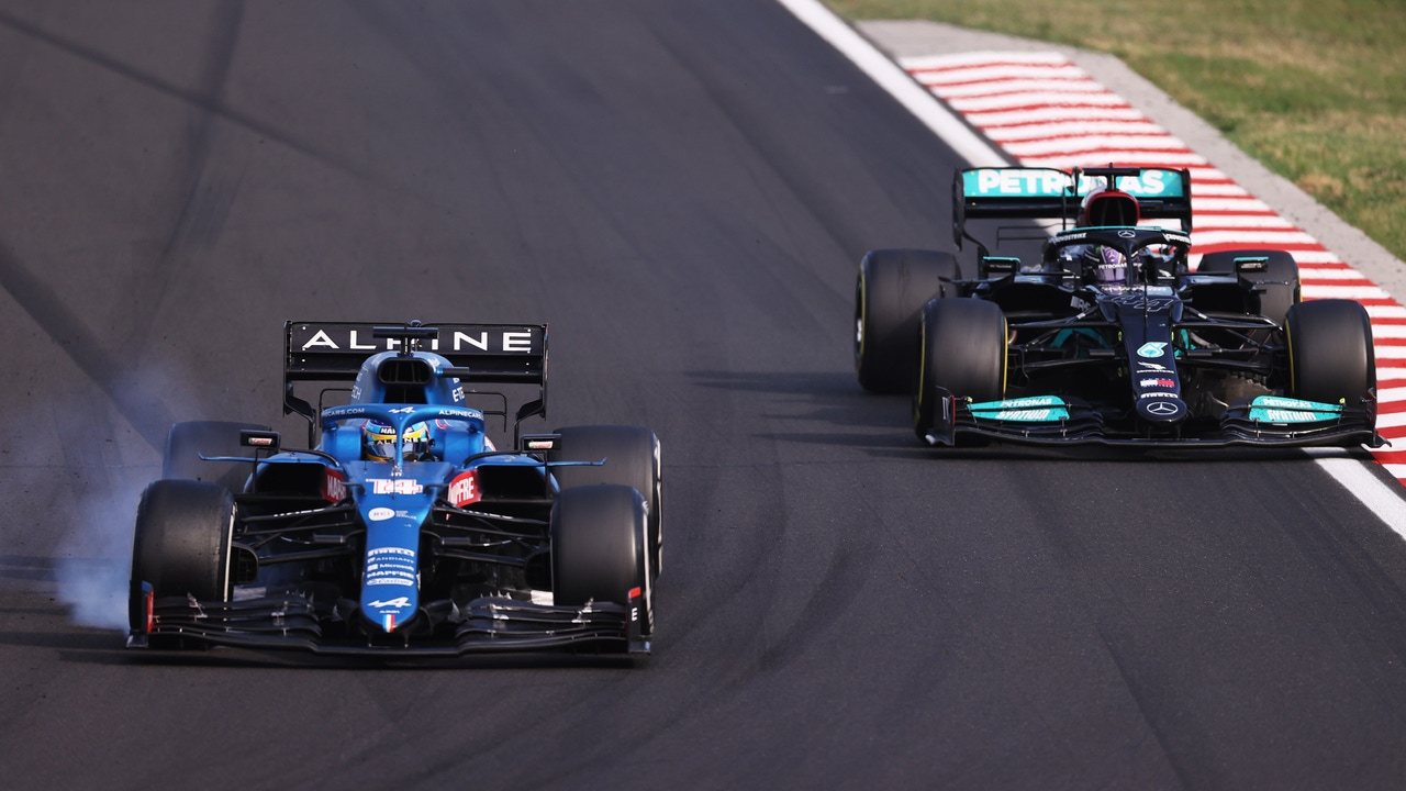 do you agree?  'Top 5' duels between Alonso and Hamilton, according to F1