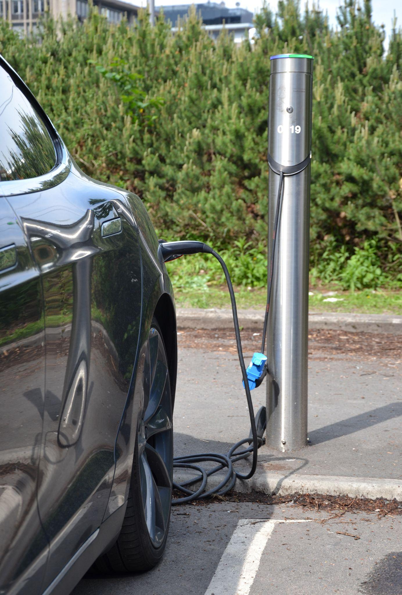 EV charging locations: where to find your nearest charger
