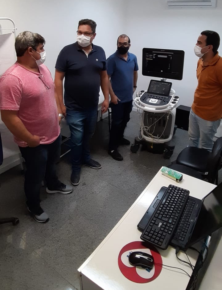 In the service of the benefits of science and technology in Dona Alba