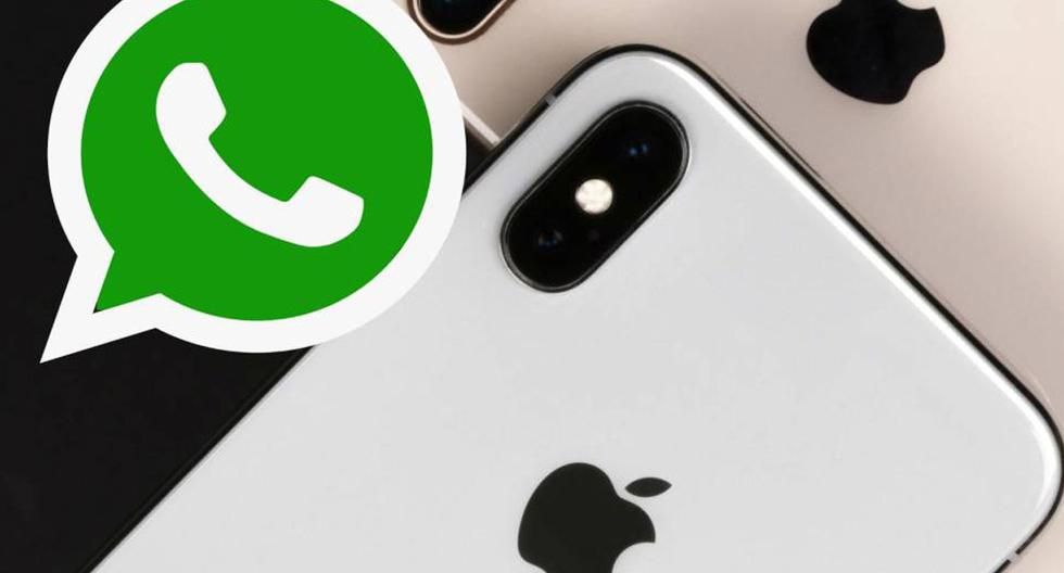 WhatsApp |  This is what new chat bubbles look like on iPhone |  SPORTS-PLAY