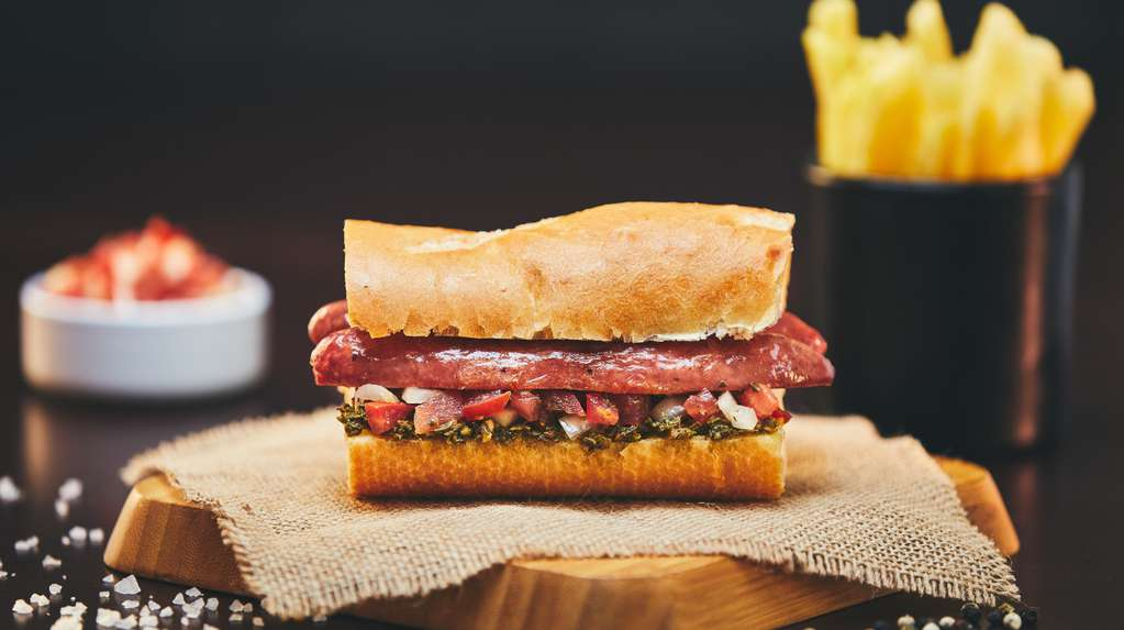 Choripán has been chosen as one of the top five sandwiches in the world: what others complete on the platform