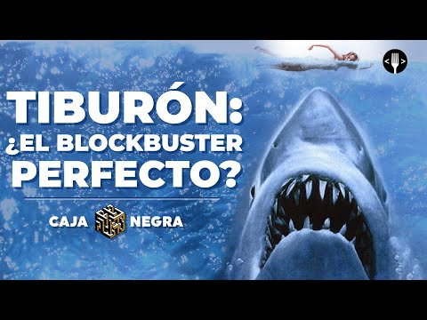 JAWS: The Spielberg Movie That Changed Everything    black box