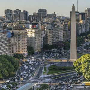 Buenos Aires is preparing for its international relaunch