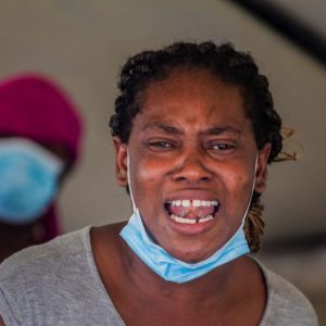 Haiti |  Texas |  Migrants from Haiti deported by the United States amid anger and devastation |  from the river |  Ciudad Acuña |  Mexico |  Globalism