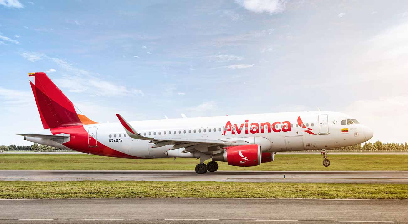 Avianca will fly between Canada and Colombia