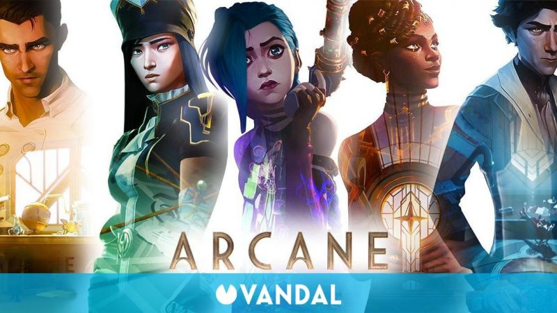 LoL: This is the voice cast for the Netflix series Arcane