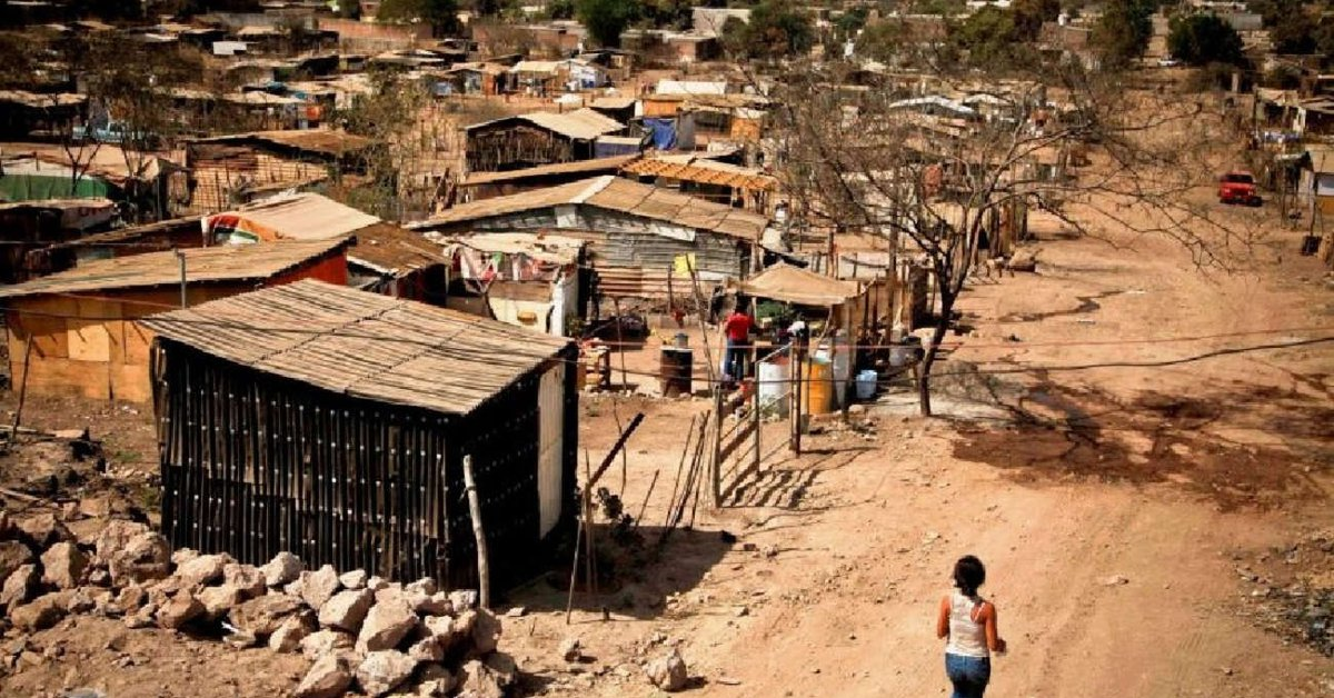 29% of the Peruvian population will be in poverty if the economy does not grow in the next five years
